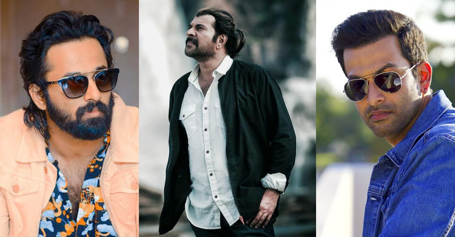 Pathinettam Padi,Pathinettam Padi Release Date,Pathinettam Padi News,Pathinettam Padi Updates,Pathinettam Padi Malayalam Movie Release Date,Mammootty,Prithviraj,Unni Mukundan,mammootty prithviraj and unni mukundan stills,mammootty prithviraj unni mukundan new movie,mammootty's Pathinettam Padi release date
