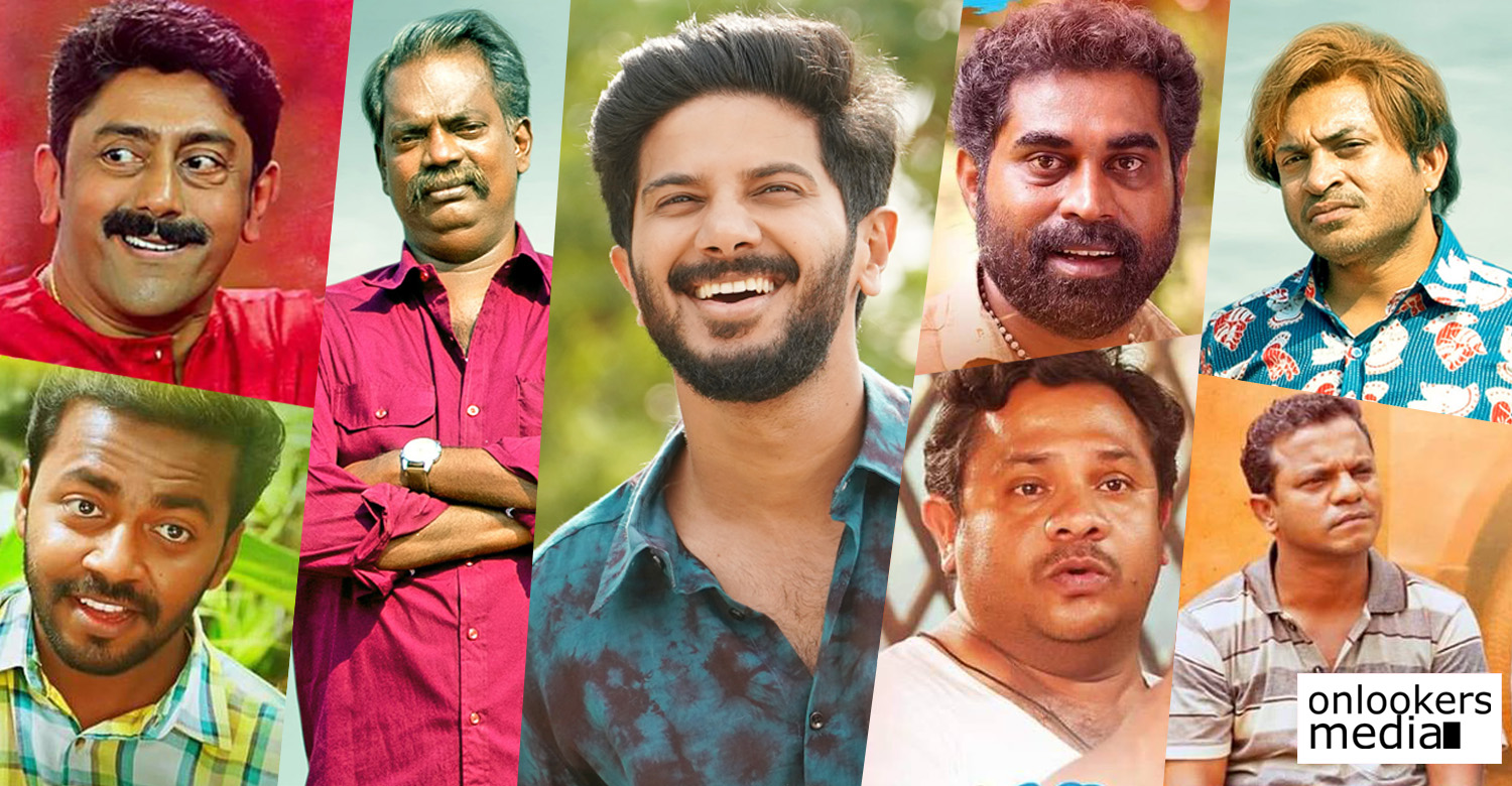Oru Yamandan Premkadha,Oru Yamandan Premkadha comedy actors,Oru Yamandan Premkadha poster,Oru Yamandan Premkadha movie stills,dulquer salmaan,Oru Yamandan Premkadha latest news,dulquer salmaan's new movie