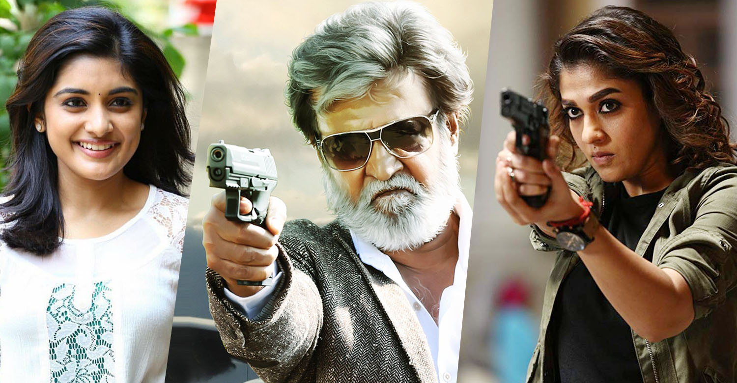 Rajinikanth,Rajinikanth's news,superstar rajinikanth,nayanthara,actress nayanthara,nayanthara new movie,nayanthara rajinikanth new movie,rajinikanth nayanthara nivetha thomas movie,nivetha thomas,nivetha thomas new movie,malayali actress nivetha thomas,ar murugadoss,rajinikanth ar murugadoss movie news,rajinikanth ar murugadoss movie updates