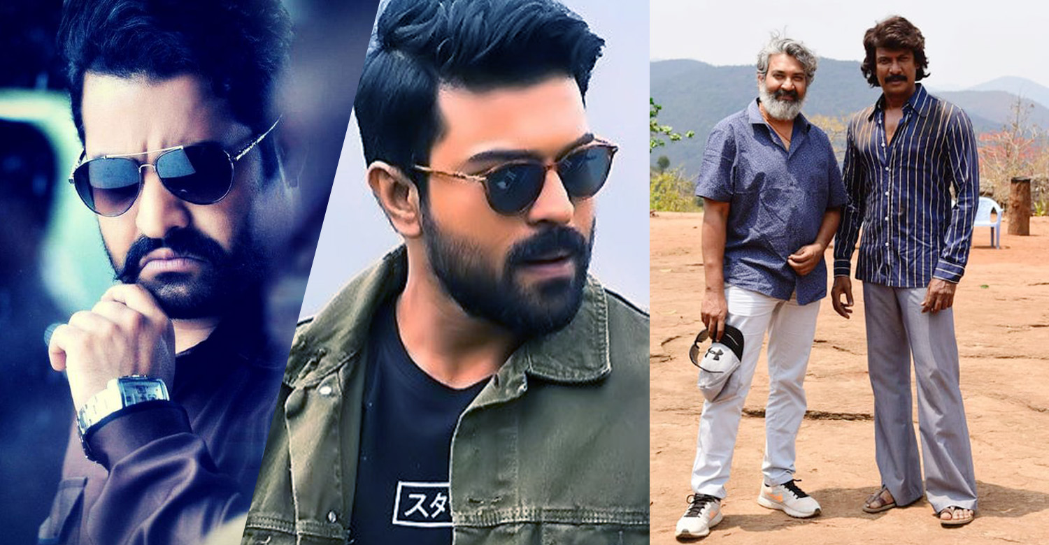 SS Rajamouli,SS Rajamouli new movie,rrr,ram charan,jr ntr,samuthirakani,samuthirakani in SS Rajamouli's movie,samuthirakani in rrr,rrr movie news,rrr movie updates,samuthirakani with SS Rajamouli