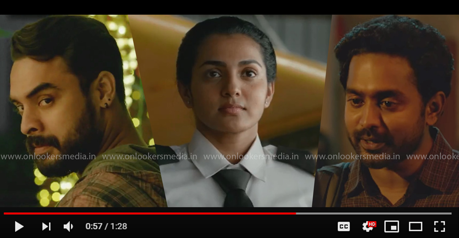 uyare trailer,uyare malyalam movie trailer,uyare official trailer,uyare parvathy asif ali tovino thomas movie,parvathy's uyare trailer,asif ali's uyare trailer,tovino thomas uyare trailer,parvathy,asif ali,tovino thomas