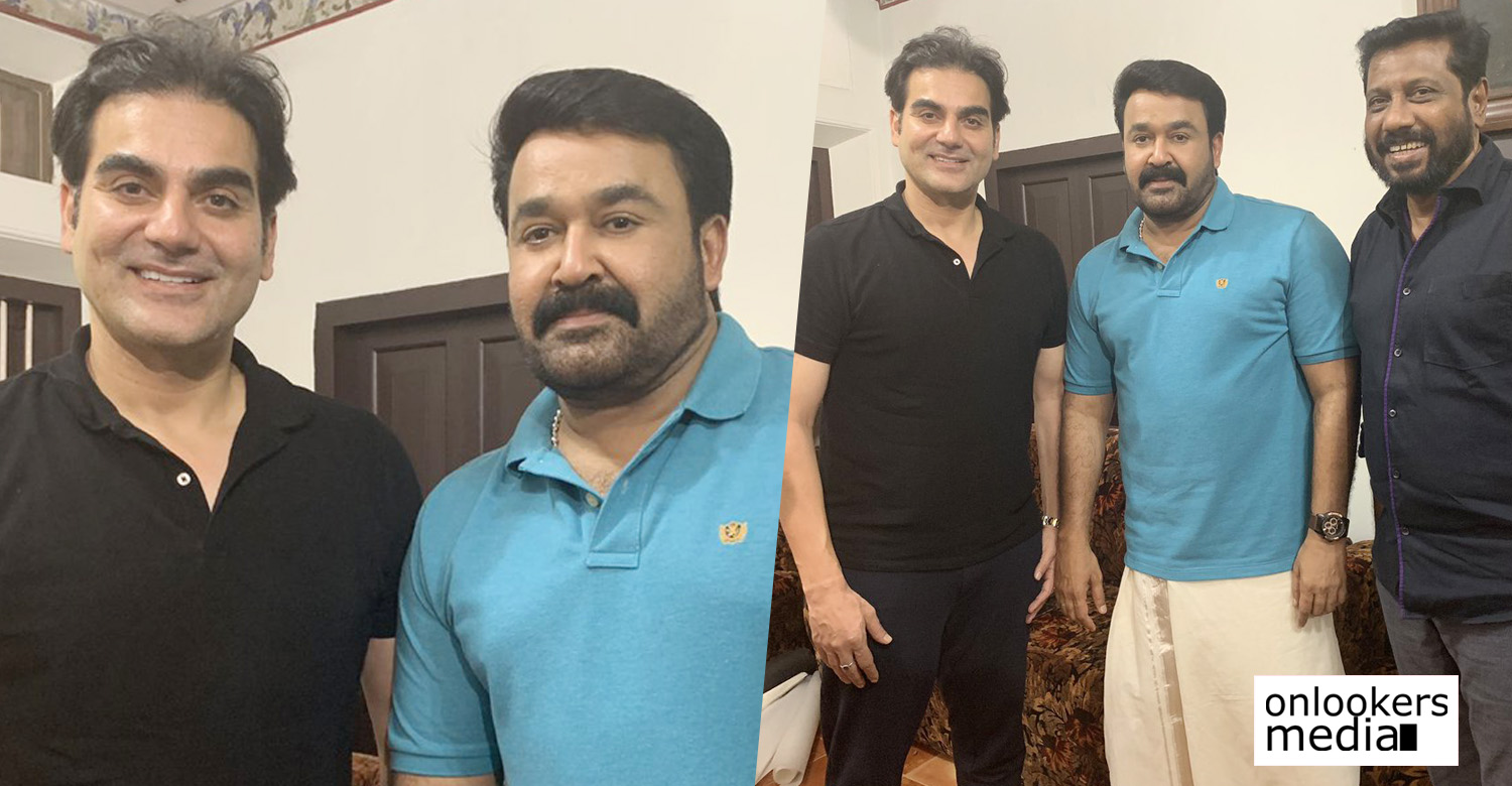 arbaaz khan,big brother,arbaaz khan with mohanlal,arbaaz khan with mohanlal and siddique,bollywood actor arbaaz khan,arbaaz khan big brother movie,arbaaz khan latest news,big brother movie news,mohanlal's big brother,director siddique,salman kahn brother arbaaz khan with mohanlal,arbaaz khan about mohanlal,arbaaz khan mohanlal news