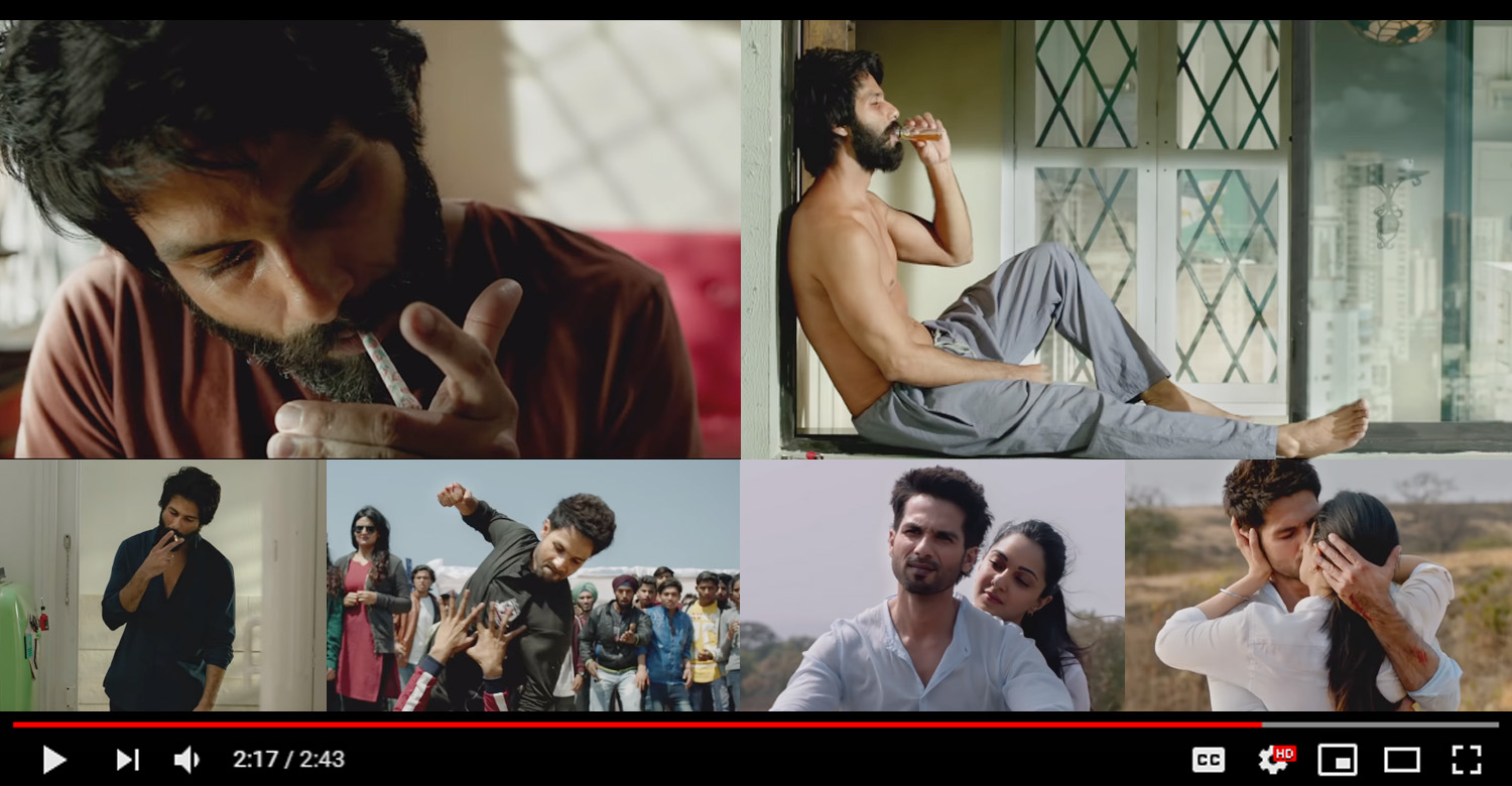 Kabir Singh,Kabir Singh Official Trailer,Arjun Reddy Hindi Remake Trailer,Shahid Kapoor,Kiara Advani,Kabir Singh Trailer,Kabir Singh Hindi Movie Trailer