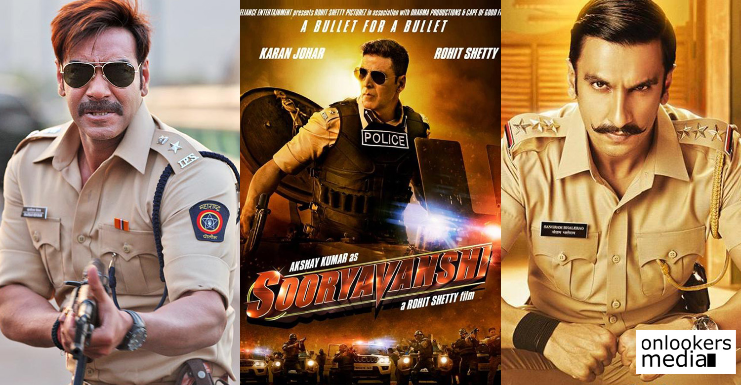 Sooryavanshi,Akshay Kumar Sooryavanshi,Sooryavanshi Movie News,Sooryavanshi Movie Updates,singham,simmba,Sooryavanshi Movie Latest News,Akshay Kumar,Ajay Devgn,Ranveer Singh,Sooryavanshi Akshay Kumar Ajay Devgn Ranveer Singh Movie,Ranveer Singh New Movie,Ajay Devgn New Movie