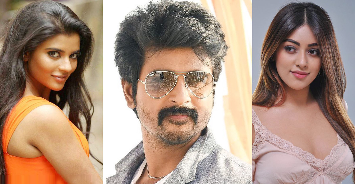 Sivakarthikeyan,Sivakarthikeyan New Film,Sivakarthikeyan New Movie Heroines,Sivakarthikeyan Anu Emmanuel Aishwarya Rajesh Movie,Anu Emmanuel,Anu Emmanuel New Movie,Anu Emmanuel Stills Photos,aishwarya rajesh,aishwarya rajesh new movie,aishwarya rajesh stills photos,director pandiraj,sivakarthikeyan's latest news