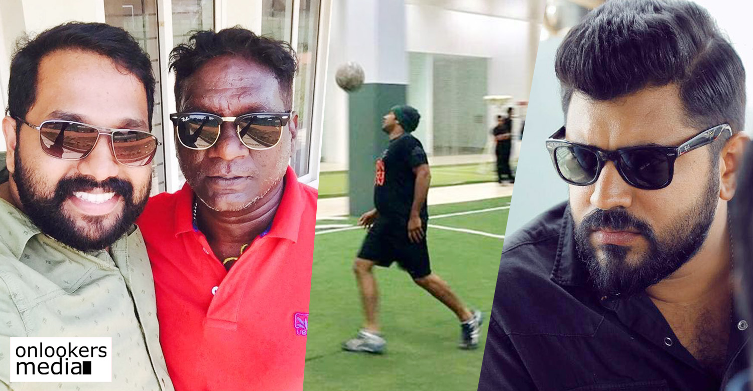 IM Vijayan,IM Vijayan Biopic,IM Vijayan Life Story Movie,IM Vijayan Biopic Movie,Football Player IM Vijayan Life Story Movie,Arun Gopy,Arun Gopy IM Vijayan Latest News,IM Vijayan's Latest News,Nivin Pauly,Nivin Pauly As IM Vijayan,Nivin Pauly Arun Gopy IM Vijayan Biopic Movie,Arun Gopy Nivin Pauly Movie,IM Vijayan With Arun Gopy
