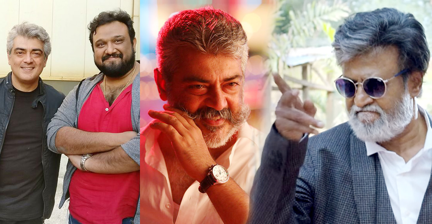 viswasam,superstar rajinikanth,thala ajith,director siva,rajinikanth viswasam,rajinikanth about viswasam,rajinikanth director siva latest news,director siva,thalaivar news,rajinikanth's latest news,superstar rajinikanth's latest news,thala ajith's viswasam