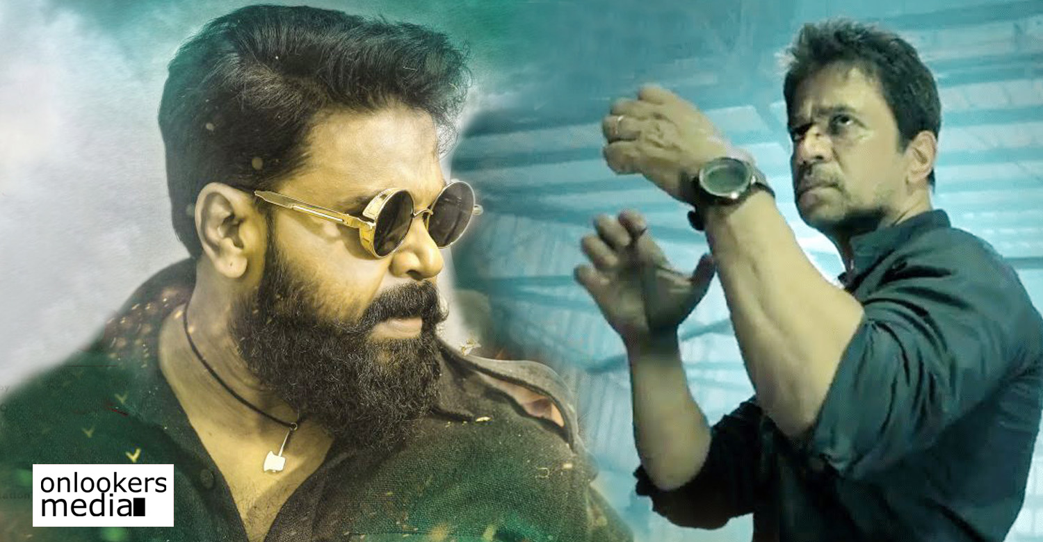 Jack Daniel,Dileep,Arjun,Dileep Arjun New Movie,dileep and arjun in jack daniel,Dileep's New Action Movie,Jack Daniel Movie latest news,Jack Daniel Dileep Arjun Movie,Tamil Actor Arjun,peter hein, SL Puram Jayasurya,dileep arjun new action movie