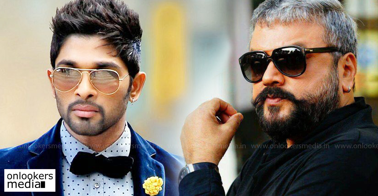 Allu Arjun,Jayaram,Actor Jayaram,Allu Arjun's New Movie,jayaram in allu arjun movie,actor jayaram's latest news,actor jayaram's updates,allu arjun's news,allu arjun jayaram movie stills,allu arjun jayaram movie,jayaram's new telugu movie,jayaram in allu arjun's new movie,allu arjun jayaram telugu movie