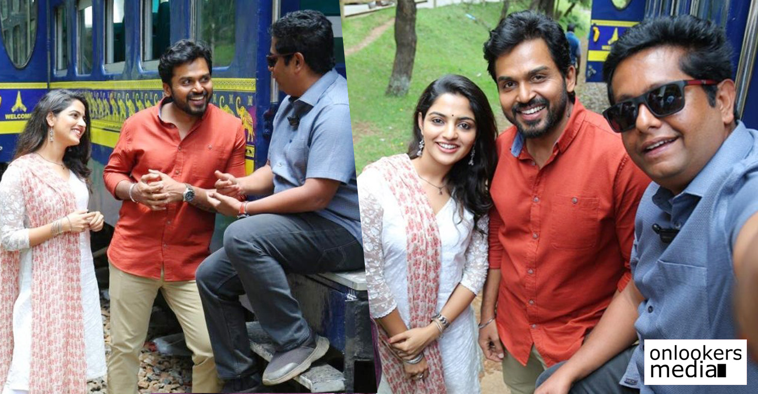 nikhila vimal,nikhila vimal in tamil movie,nikhila vimal's new tamil movie,karthi jeethu joseph movie heroine,jeethu joseph new tamil movie,karthi's new movie heroine,nikhila vimal's news,nikhila vimal's latest news,nikhila vimal's tamil movie,nikhila vimal karthi movie,nikhila vimal in karthi movie,jeethu joseph karthi nikhila vimal stills
