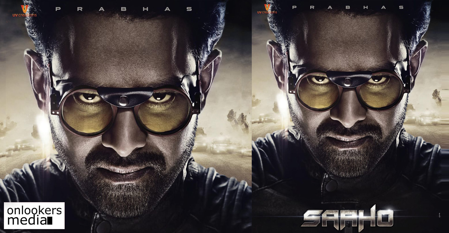 Saaho,Saaho Prabhas New Film,Saaho Official Release date,Prabhas Saaho Release date,Saaho Movie Poster,Saaho Movie New Poster,Prabhas,Prabhas New Movie,Prabhas In Saaho,Prabhas Latest news,Saaho Movie Updates,Saaho Movie News