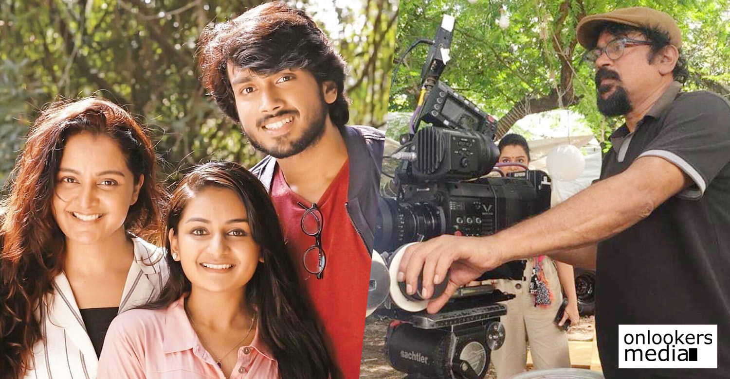 Jack and Jill,Jack and Jill Movie Updates,Jack and Jill Film Latest News,Jack and Jill Malayalam Movie,Santosh Sivan,manju Warrier,Kalidas Jayaram,Santosh Sivan's New Movie,Manju Warrier Kalidas Jayaram Movie