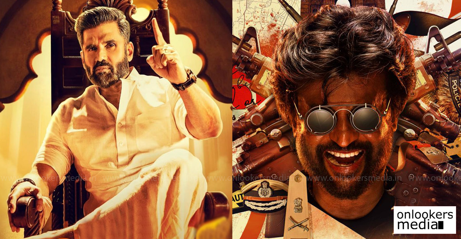Darbar,Darbar New Film,Darbar Movie Cast,Darbar Movie Updates,Darbar Film Latest News,darbar movie thalaivar villain,suniel shetty,bollywood actor suniel shetty,suniel shetty in darbar,suniel shetty in rajinikanth movie,suniel shetty's latest news,rajinikanth,superstar rajinikanth,rajinikanth's new film,rajinikanth's darbar villain,ar murugadoss