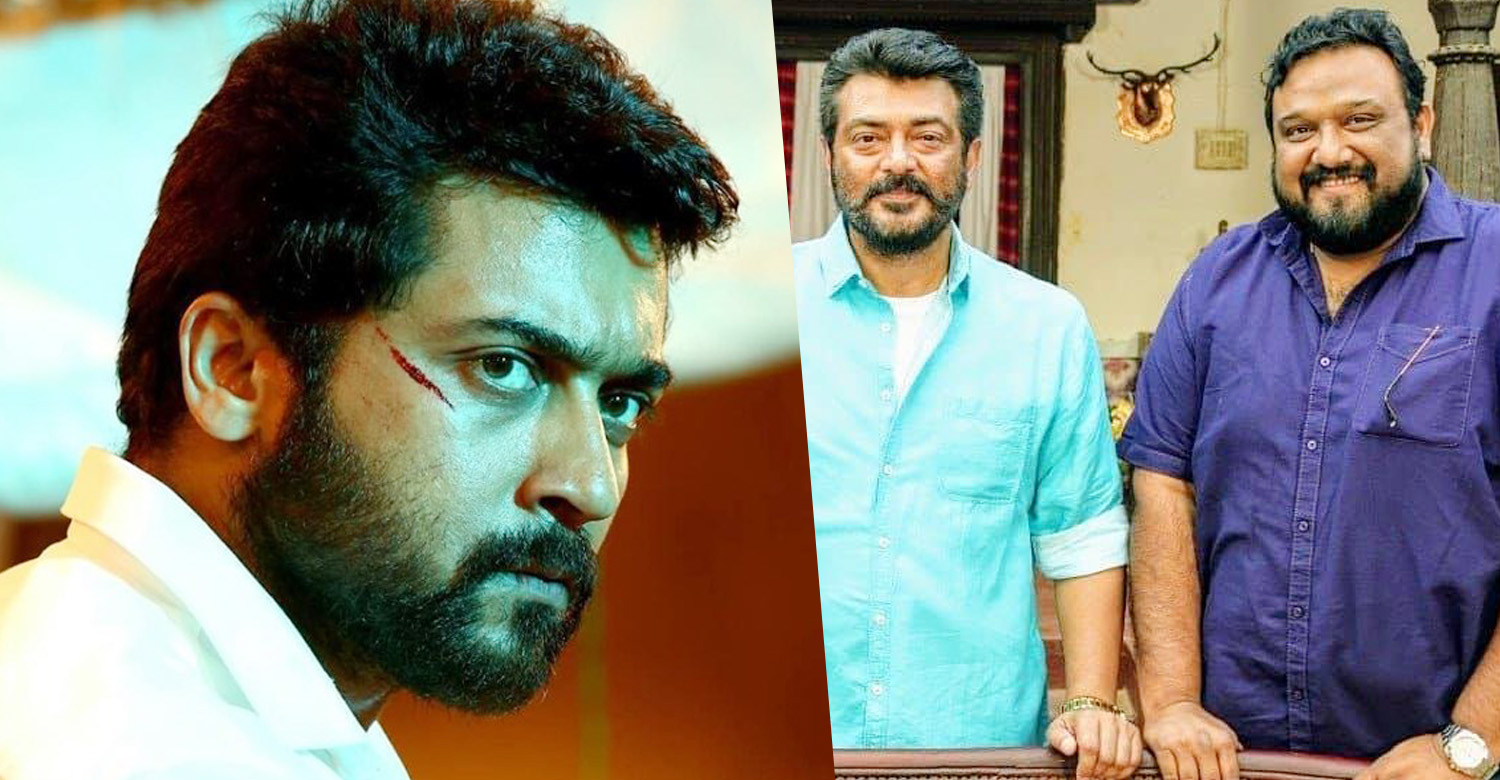 tamil actor suriya,suriya sivakumar,actor suriya,suriya director siva movie,suriya about next movie,suriya about movie with director siva,director siva about suriya movie,actor suriya news,suriya's next film,director siva new movie,suriya director siva new movie
