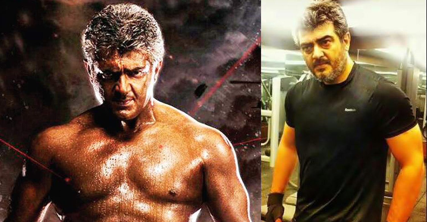 Thala Ajith,ajith kumar,thala ajith's updates,thala ajith's latest news,thala ajith workout stills,thala ajith ajith kumar's new movie,thala ajith's upcoming action movie,thala ajith's stills,thala ajith body