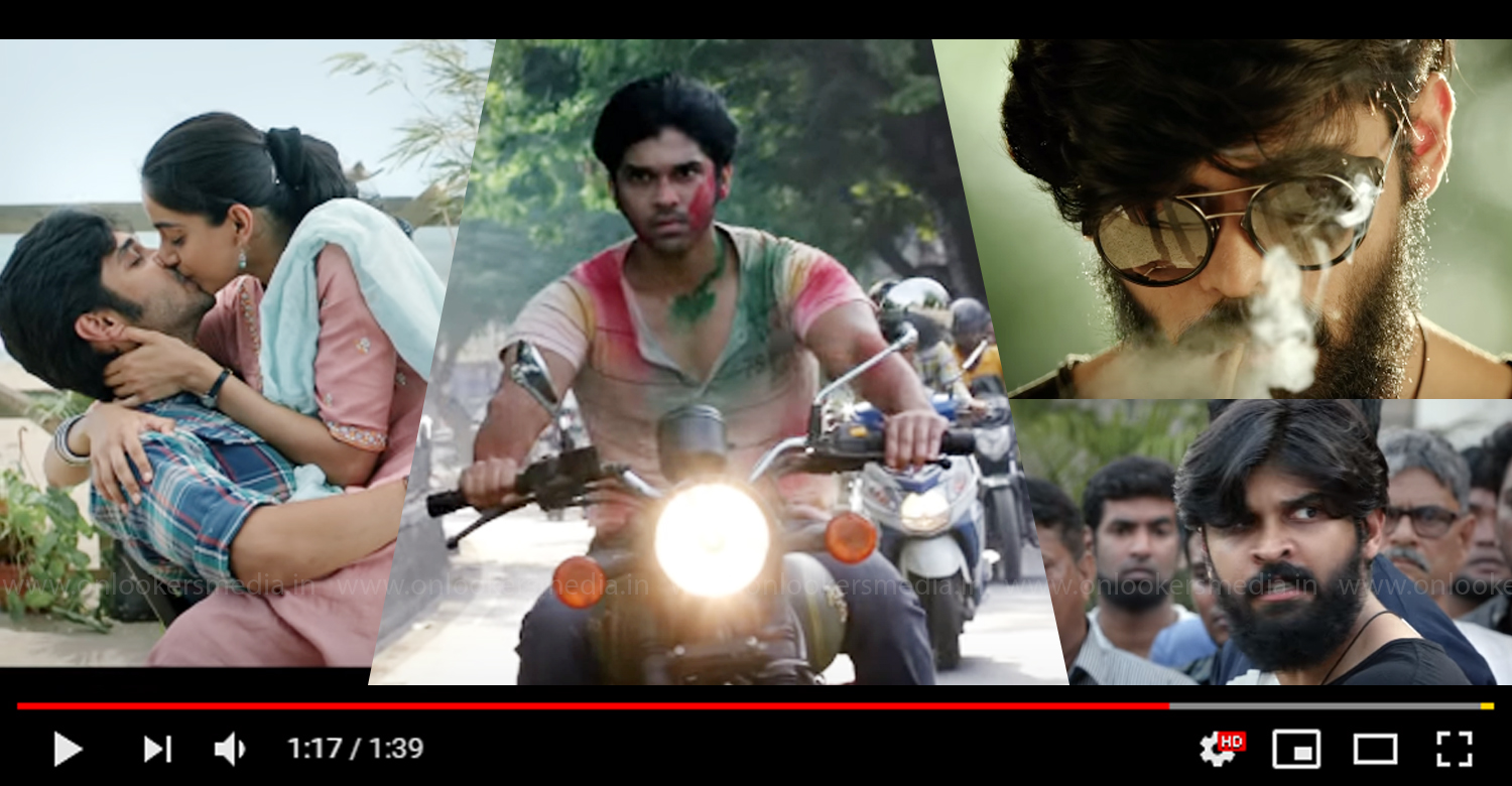 Adithya Varma Official Teaser,Adithya Varma teaser,dhruv vikram,dhruv vikram's Adithya Varma teaser,arjunreddy tamil remake,arjun reddy tamil remake teaser,vikram's son new movie,Gireesaaya