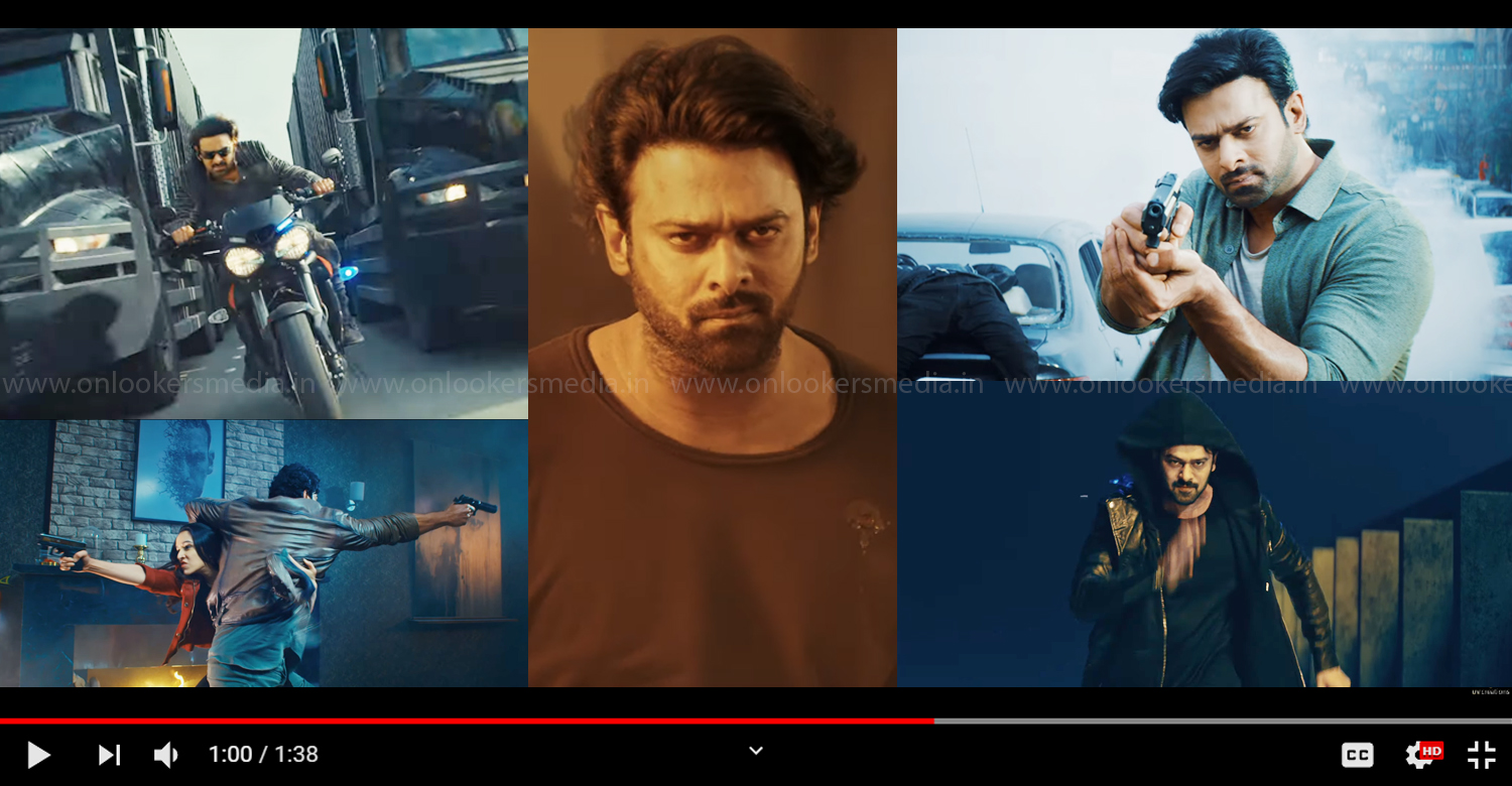 saaho teaser,saaho official teaser,prabhas saaho teaser,prabhas new movie,prabhas shraddha kapoor sahoo teaser,saaho movie updates