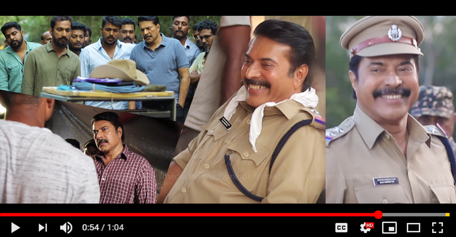 unda making video,mammootty's new film unda making video,unda official making video,kahid rahman,mammootty,unda movie latest updates