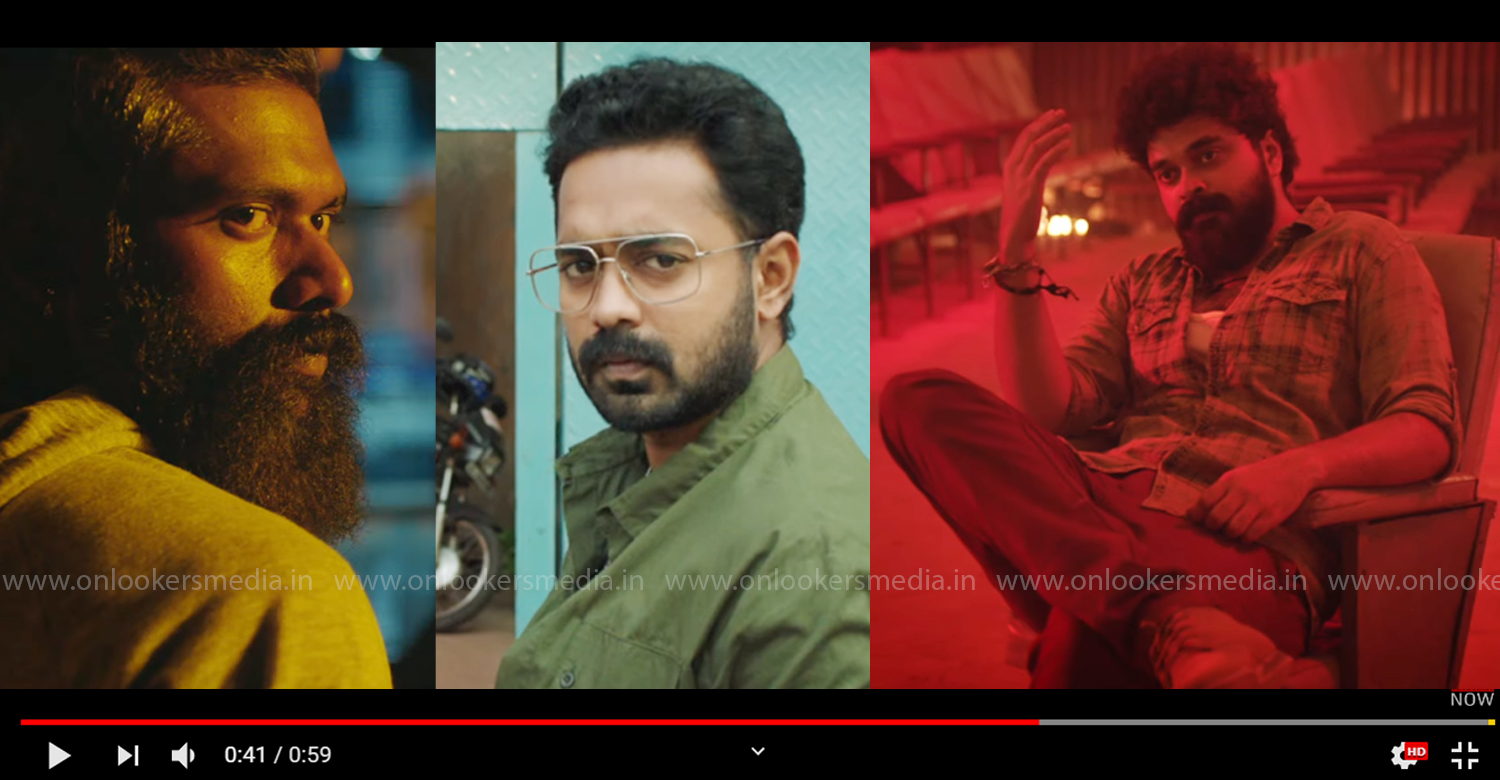 under world teaser,under world official teaser,asif ali,asif ali's under world teaser,farhaan faasil,arun kumar aravind