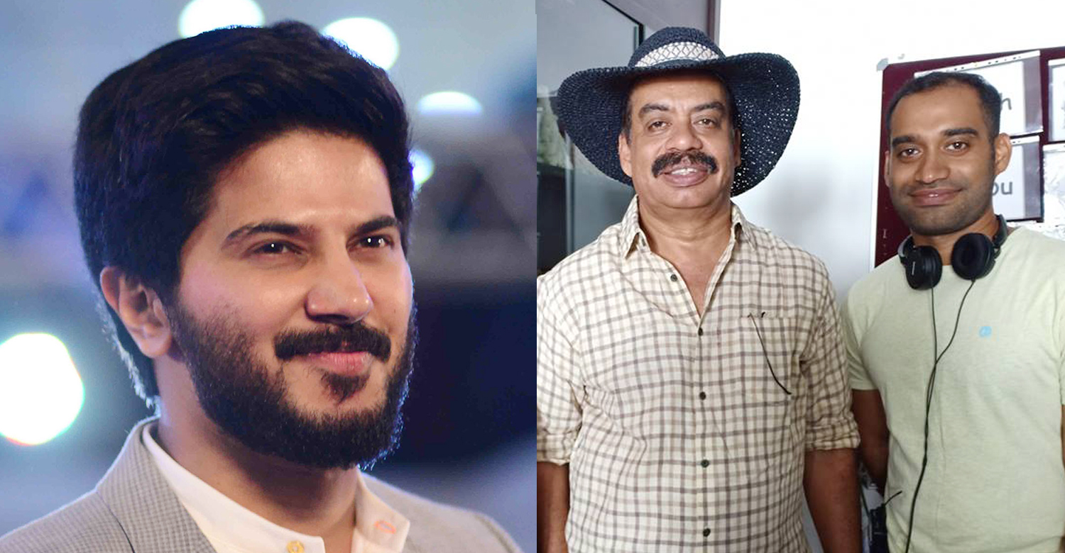 Dulquer Salmaan,Dulquer Salmaan's production movie,anoop sathyan,sathyan anthikad son,anoop sathyan's debut direction movie,dulquer salmaan's latest news,dulquer salmaan's updates,dulquer salmaan's latest updates,dulquer salmaan anoop sathyan movie,dulquer salmaan's production new movie,sathyan anthikad son movie
