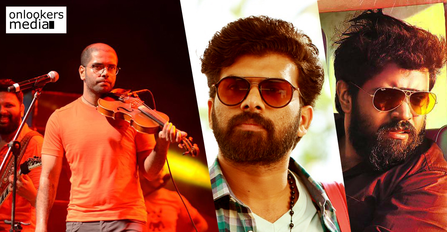Padavettu music director,Padavettu movie music updates,govind vasantha,govind vasantha new malayalam film,govin vasantha's new project,,nivin pauly,sunny wayne,nivin pauly's padavettu music director,nivin pauly's Padavettu movie updates