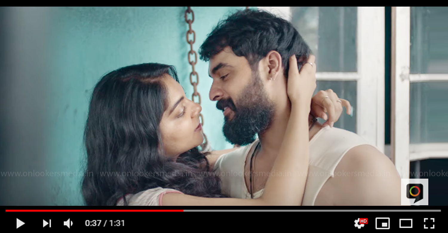 Luca,new sneak peak video of Luca,tovino thomas,ahaana krisha,luca tovino thomas ahaana krishna scenes,Luca Moviebuff Sneak Peek