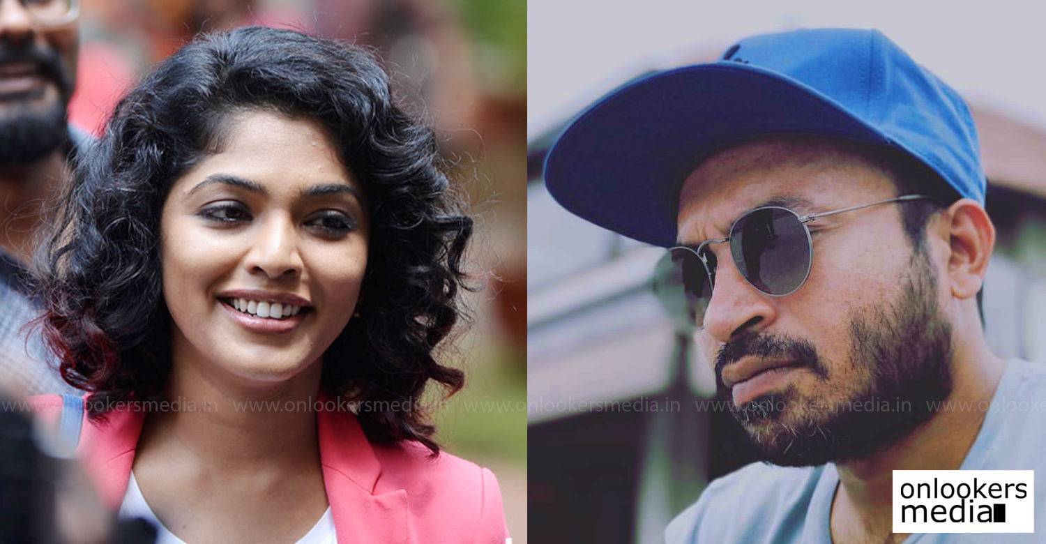 Rima Kallingal,Rima Kallingal's latest news,Rima Kallingal latest updates,soubin shahir,soubin shahir latest news,Rima Kallingal Soubin Shahir Movie,Rima Kallingal's Next production,aashiq abu soubn movie latest updates,aashiq abu soubin shahir movie latest news,Rima Kallingal stills photos,soubin shahir's stills photos