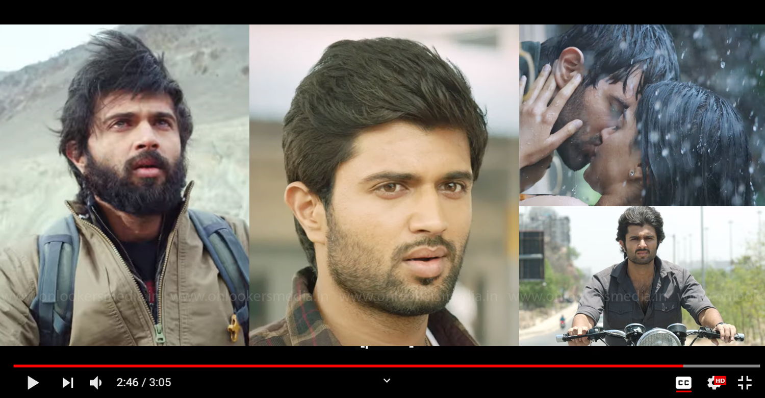 Dear Comrade,Dear Comrade trailer,Dear Comrade official trailer,vijay deverakonda,vijay deverakonda's Dear Comrade trailer,Rashmika Mandanna,vijay deverakonda Rashmika Mandanna new film,dear comrade telugu movie trailer,dear comrade new film