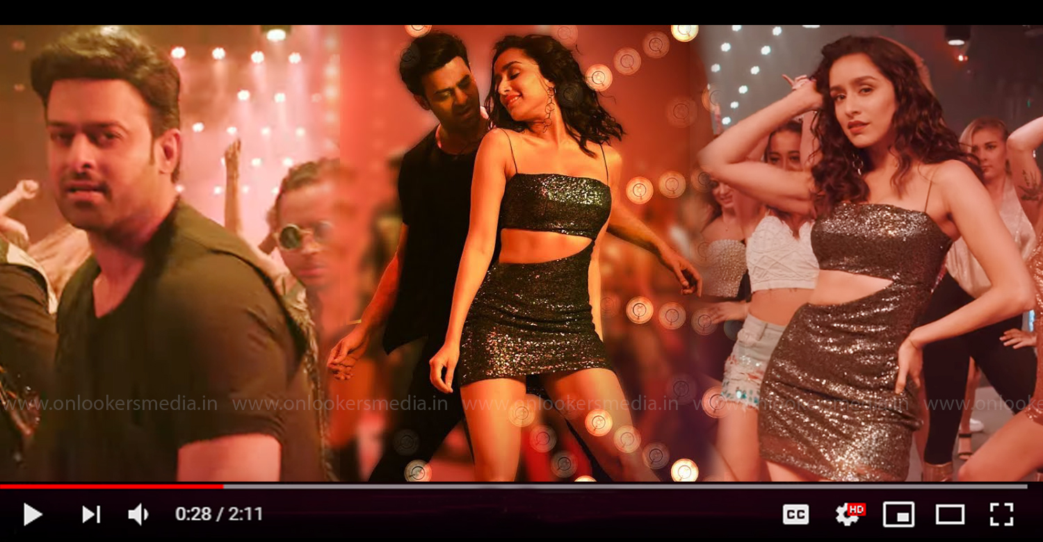 Saaho song,Saaho psycho saiyaan video song,Saaho kadhal psycho tamil video song,prabhas,shraddha kapoor,saaho prabhas movie song,kadhal psycho song