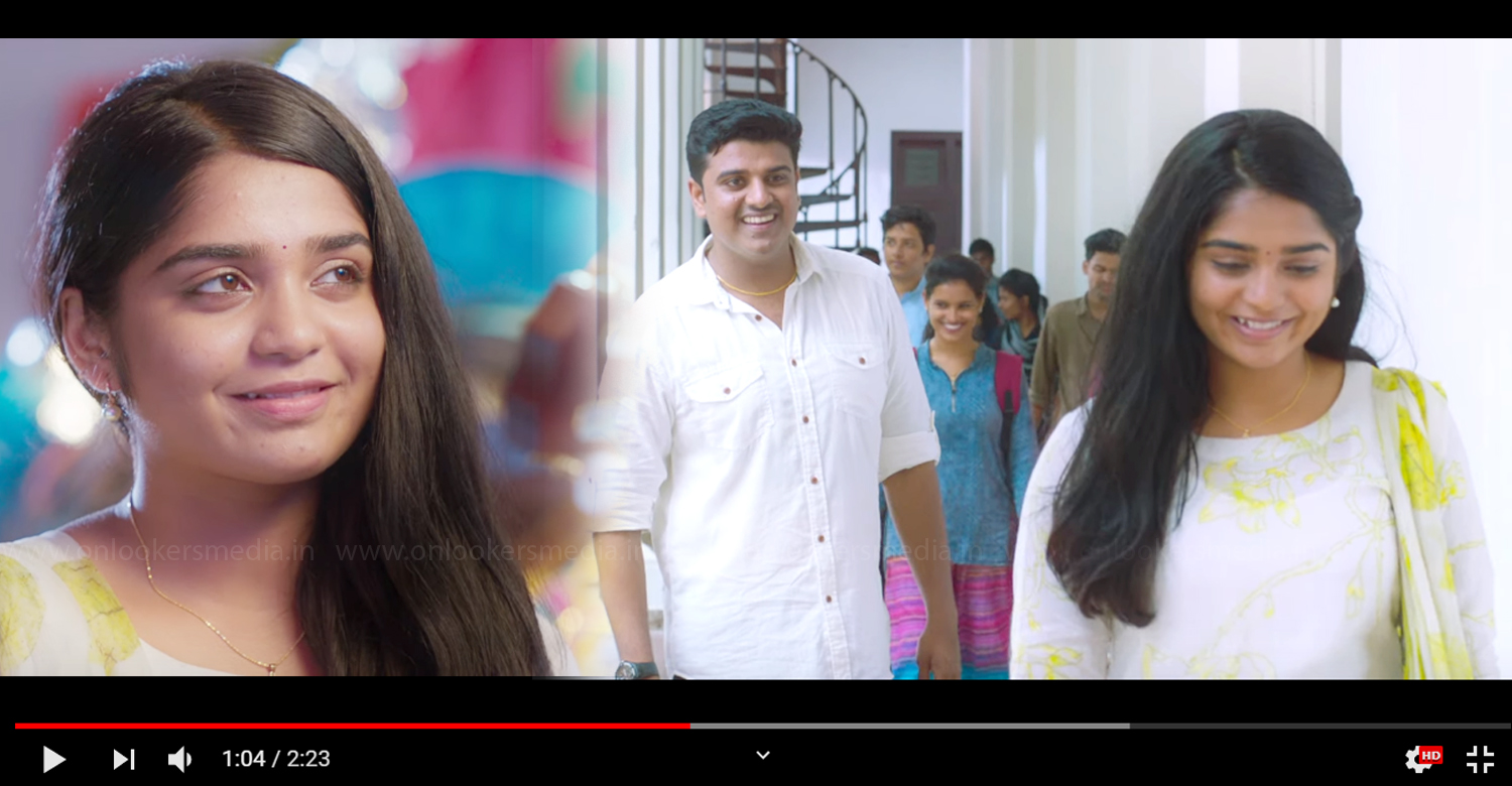 Margamkali,Margamkali video song,Margamkali malayalam film songs,Ninakkayi Njan,Ninakkayi Njan song,Ninakkayi Njan video song margamkali,Margamkali video song ninakkayi,bibin grorge,Gouri Kishan,margamkali malayalam movie song