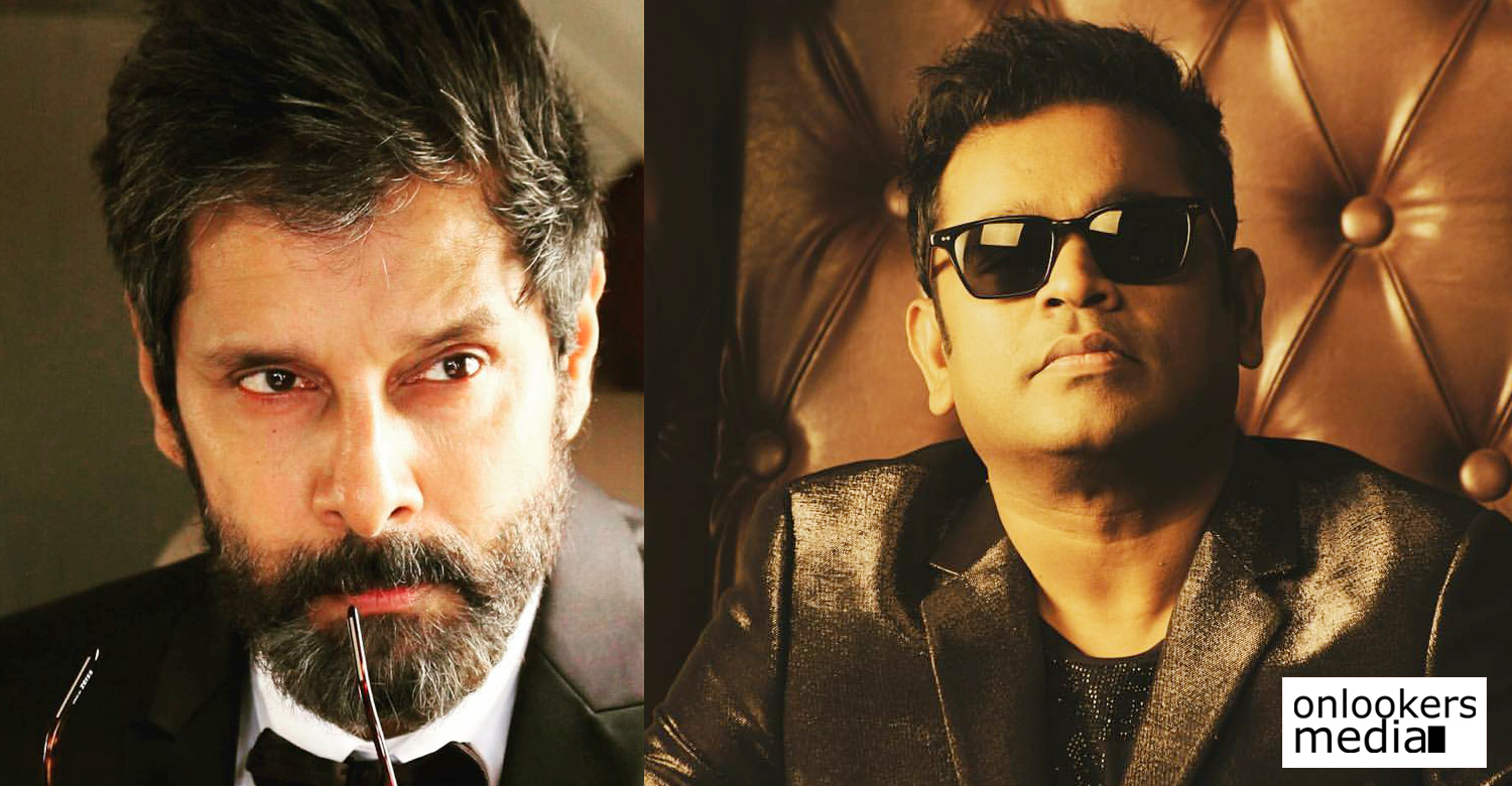 AR Rahman,chiyaan 58,chiyaan 58 music director,chiyaan 58 music composer,chiyaan 58 music updates,ar rahman's new film,ar rahman's latest updates,ar rahman's latest news,ar rahman chiyaan vikram new movie,chiyaan vikram,actor vikram's new film,chiyaan vikram updates,Ajay Gnanamuthu,vikram Ajay Gnanamuthu film news