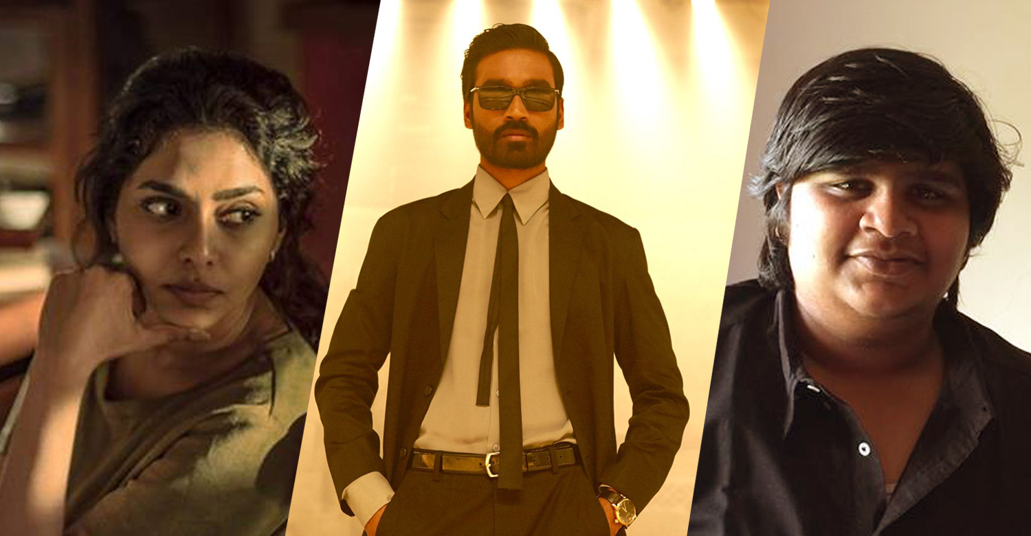 actor dhanush,dhanush,aishwarya lekshmi,karthik subbaraj,dhanush karthik subbaraj film,dhanush aishwarya lekshmi film,dhanush movie news,dhanush karthik subbaraj gangster film,actor dhanush's upcoming film,director karthik subbaraj new film,aishwarya lekshmi tamil film