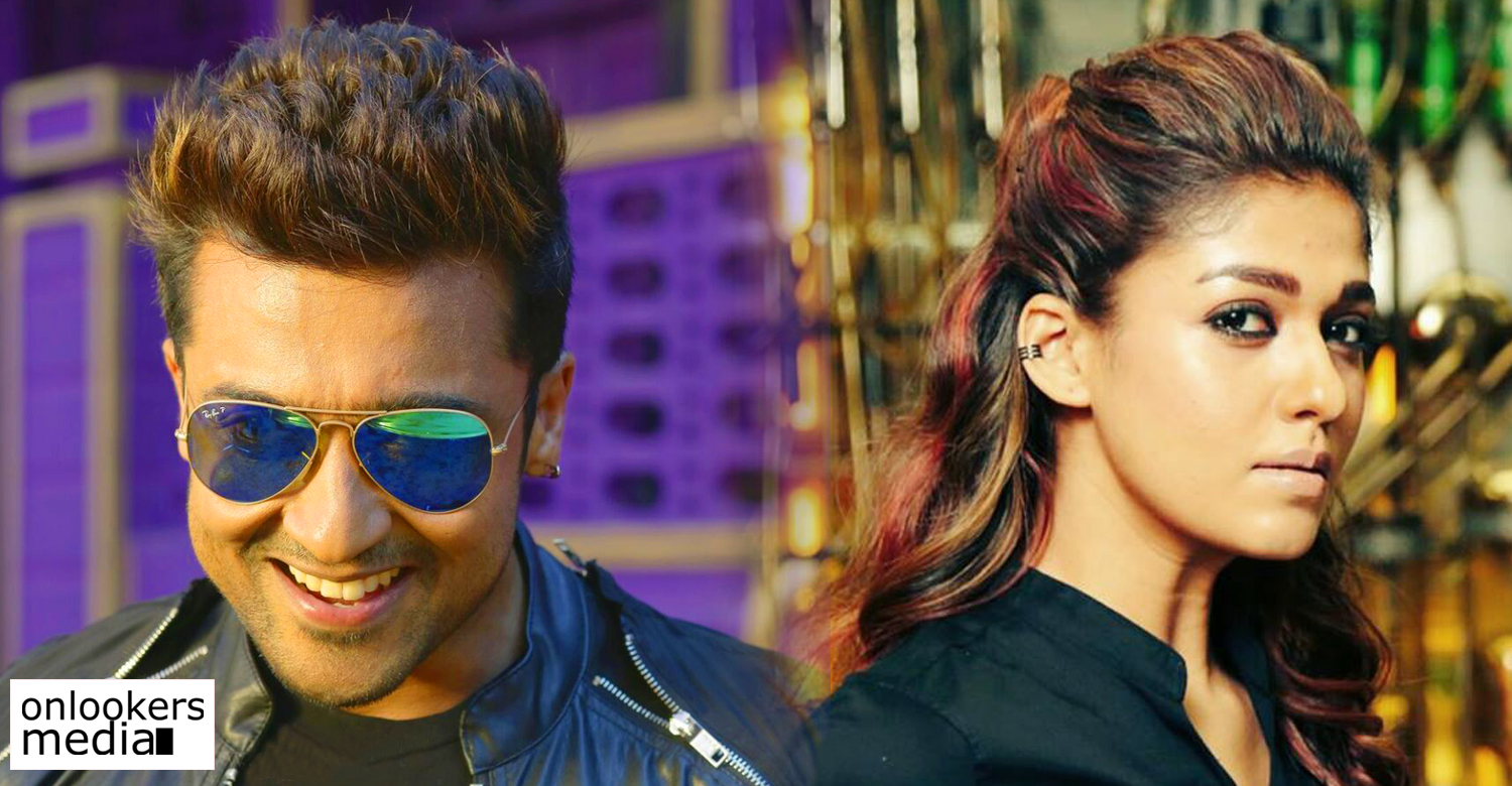 Nayanthara,suriya,director siva,actress nayanthara,nayanthara's upcoming films,nayanthara's next project,nayanthara's new film,suriya director siva movie latest updates,suriya nayanthara new fim,suriya nayanthara movie stills,suriya director siva movie heroine,suriya's movie news,director siva updates