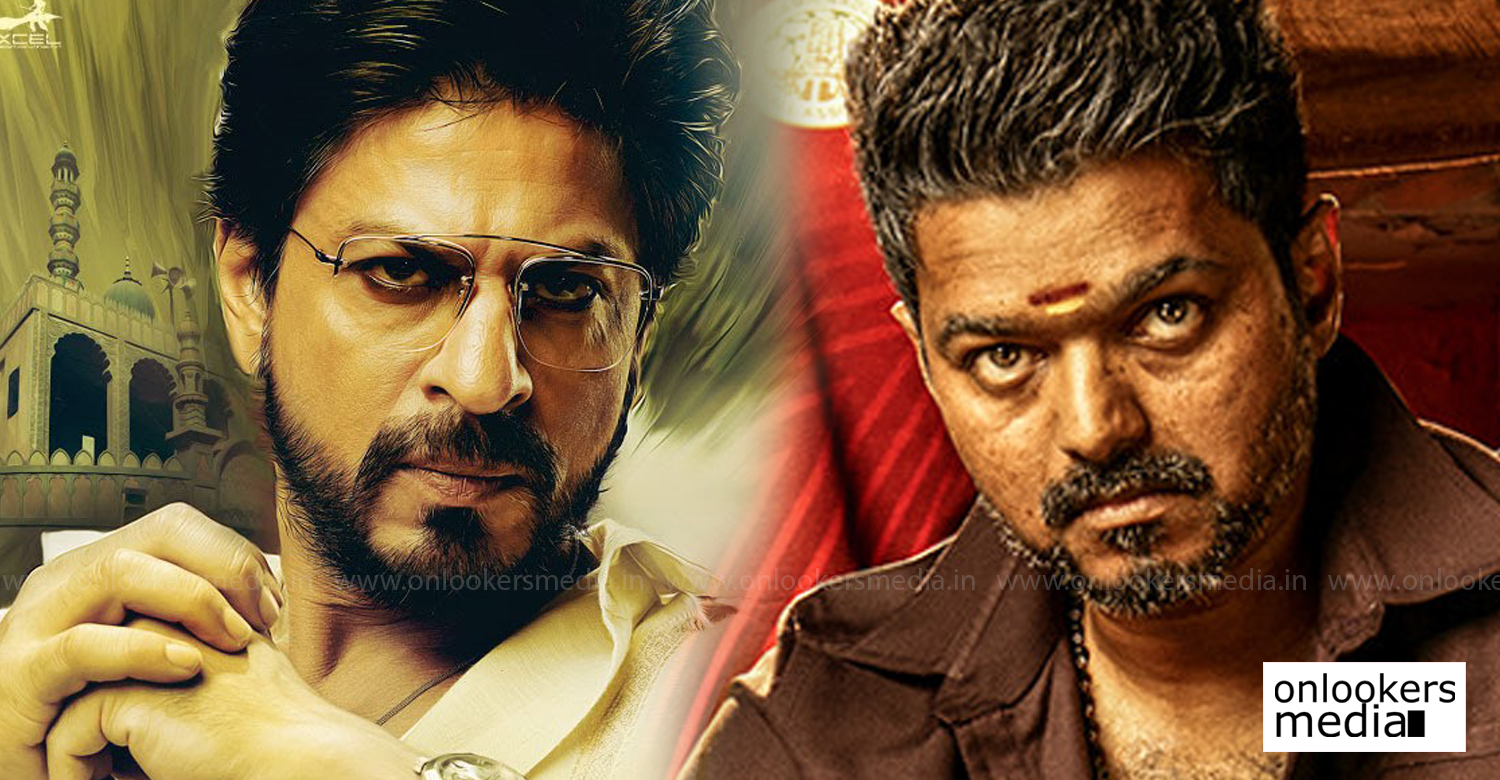 Bigil,Bigil news,Bigil latest news,Bigil latest updates,actor vijay,actor vijay's bigil,atlee,thalapathy vijay,shah rukh khan,sharukh khan's latest news,shah rukh khan in vijay movie,shah rukh khan in atlee movie,shah rukh khan in bigil,shah rukh khan's latest news,shah rukh khan vijay movie,shah rukh khan thalapathy vijay movie
