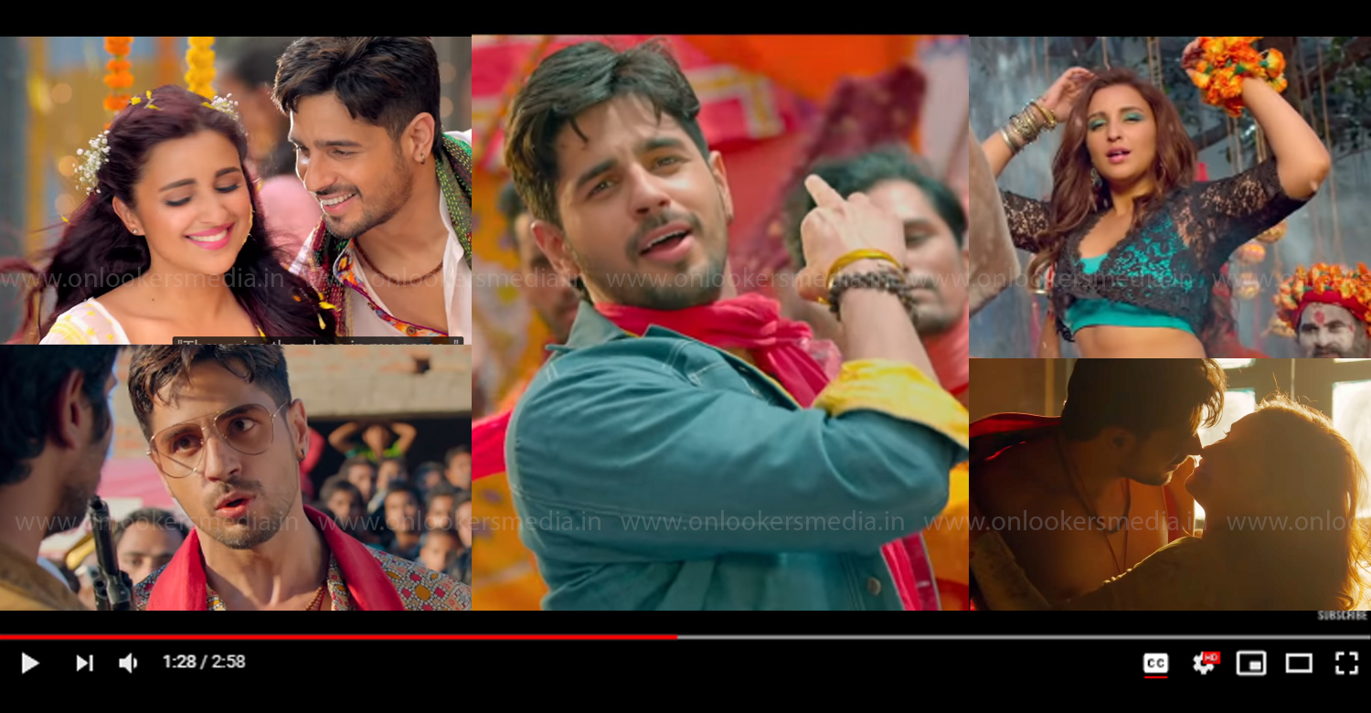 Jabariya Jodi trailer,Jabariya Jodi official trailer,Sidharth Malhotra,Parineeti Chopra,Sidharth Malhotra Parineeti Chopra new film,Sidharth Malhotra Parineeti Chopra Jabariya Jodi trailer
