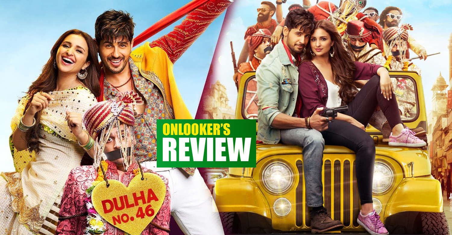 Jabariya Jodi Review,Jabariya Jodi Film Review,Jabariya Jodi ratings,Jabariya Jodi hit or flop,Jabariya Jodi movie stills,Jabariya Jodi poster,Siddharth Malhotra Parineeti Chopra Jabariya Jodi Review,Jabariya Jodi box office report,Siddharth Malhotra,Parineeti Chopra