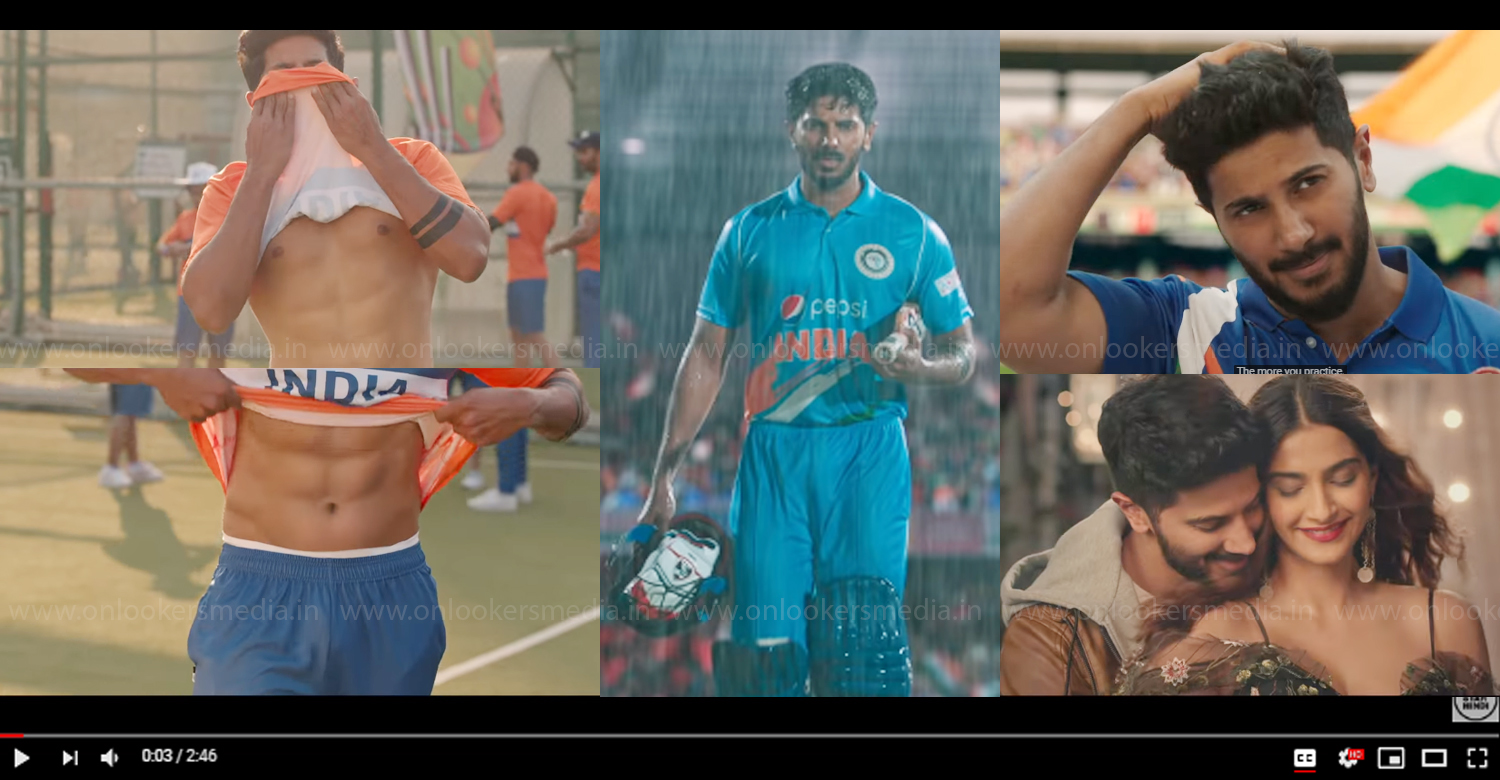 The Zoya Factor Official Trailer,The Zoya Factor Trailer,Dulquer Salmaan,Sonam Kapoor,Dulquer Salmaan Sonam Kapoor The Zoya Factor Trailer,dulquer salmaan new hindi film,dulquer salmaan new indi film trailer,sonam kapoor news film
