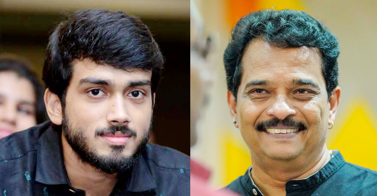 Kalidas Jayaram,Director Jayaraj,Backpack,kalidas jayaram jayaraj movie title,kalidas jayaram jayaraj film,Backpack Kalidas Jayaram Upcoming Film,Backpack Director Jayaraj's Upcoming Film,Backpack Upcoming Malayalam Film,Backpack Kalidas Jayaram
