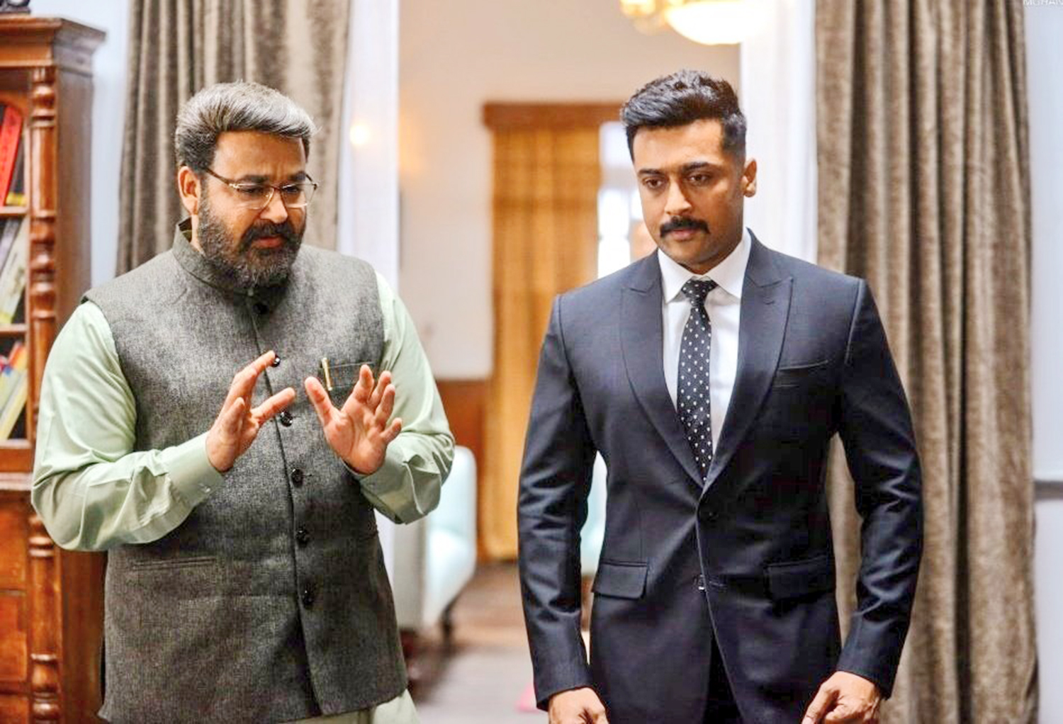 Kaappaan,Kaappaan stills,Kaappaan film photos,Kaappaan movie stills,Kaappaan mohanlal and suriya stills,new stills mohanlal and suriya in kaappaan,kaappan mohanlal,kaappan suriya stills,mohanlal's latest stills kaappaan,kaappaan mohanlal suriya exclusive stills