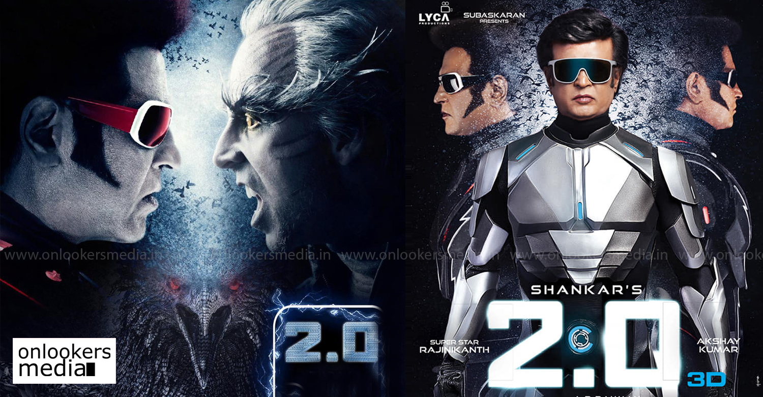 2 ponit 0,2.0 film,2.0 china release,rajinikanth's 2.0 china release,director shankar,rajinikanth's 2.0 china release date,2.0 film updates,superstar rajinikanth's film news,enthiran 2 china release