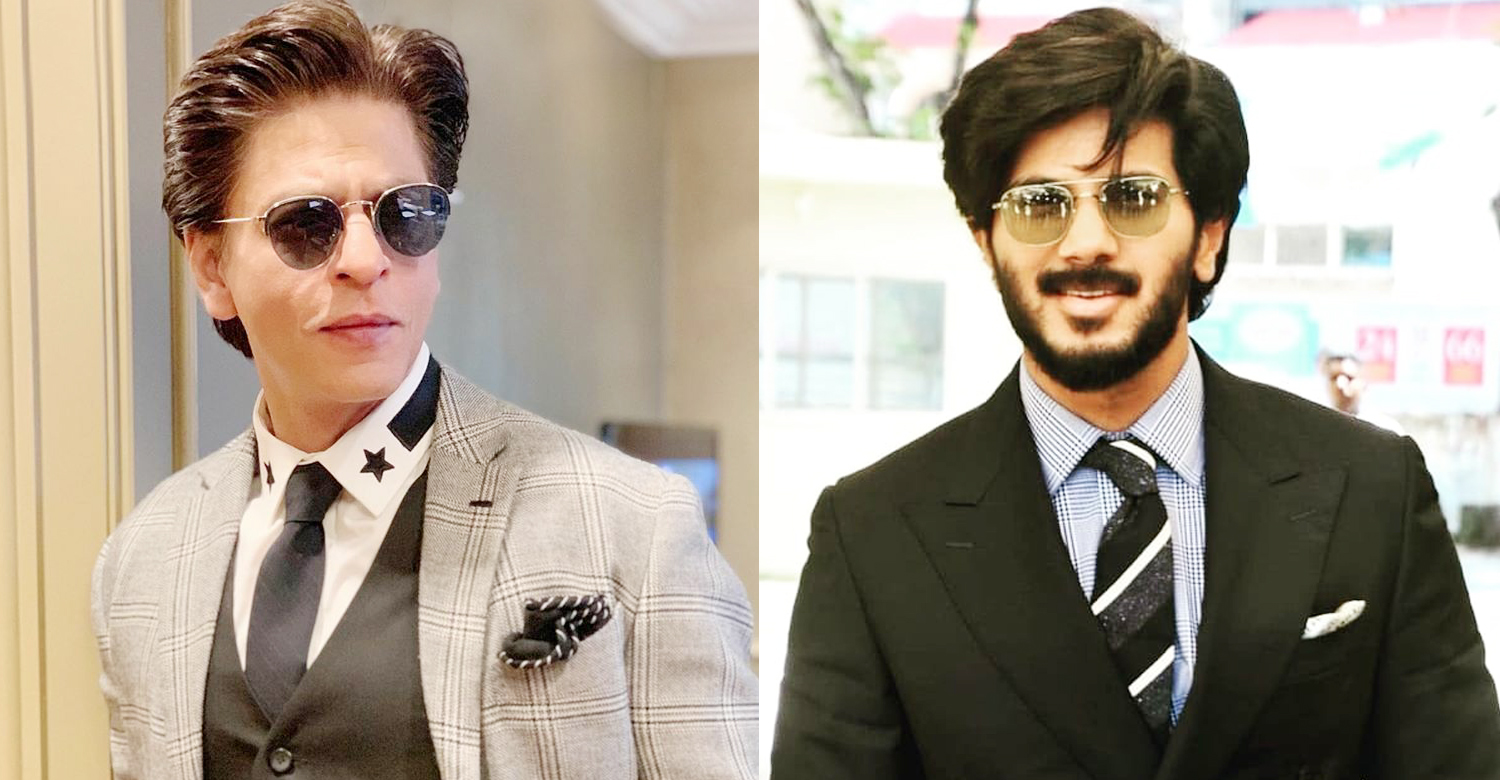 Shah Rukh Khan,actor Shah Rukh Khan,bollywood actor Shah Rukh Khan,dulquer salmaan,dulquer salmaan shah rukh khan,dulquer salmaan shah rukh khan latest news,shah rukh khan in dulquer salmaan movie,shah rukh khan in dulquer salmaan new hindi film,shah rukh khan in the zoya factor movie,shah rukh khan dulquer salmaan the zoya factor,the zoya factor film