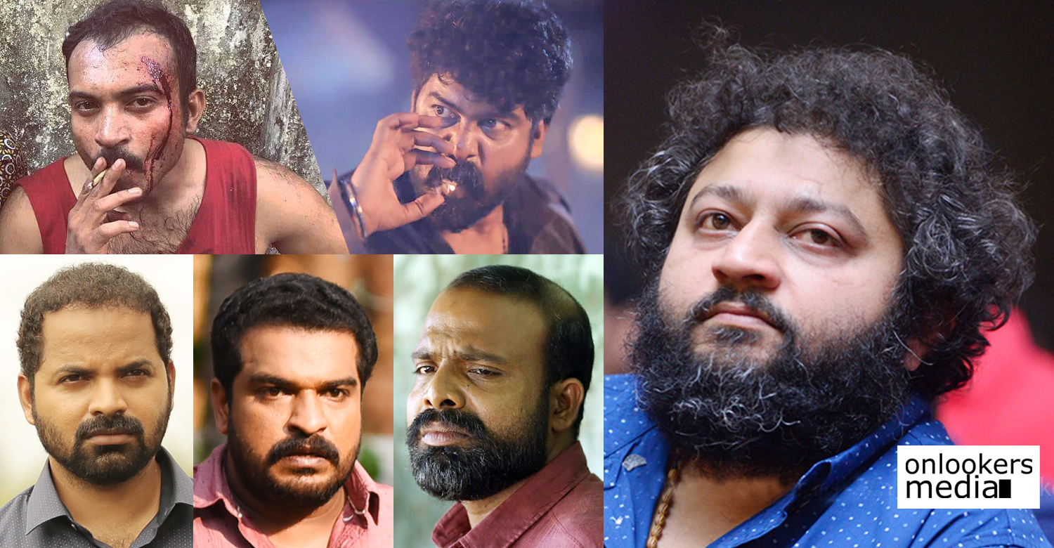 Lijo Jose Pellissery,Lijo Jose Pellissery new film,Lijo Jose Pellissery new movie cast,after Jallikattu Lijo Jose Pellissery next movie,Soubin Shahir, Vinay Forrt, Joju George, Chemban Vinod,Dileesh Pothan