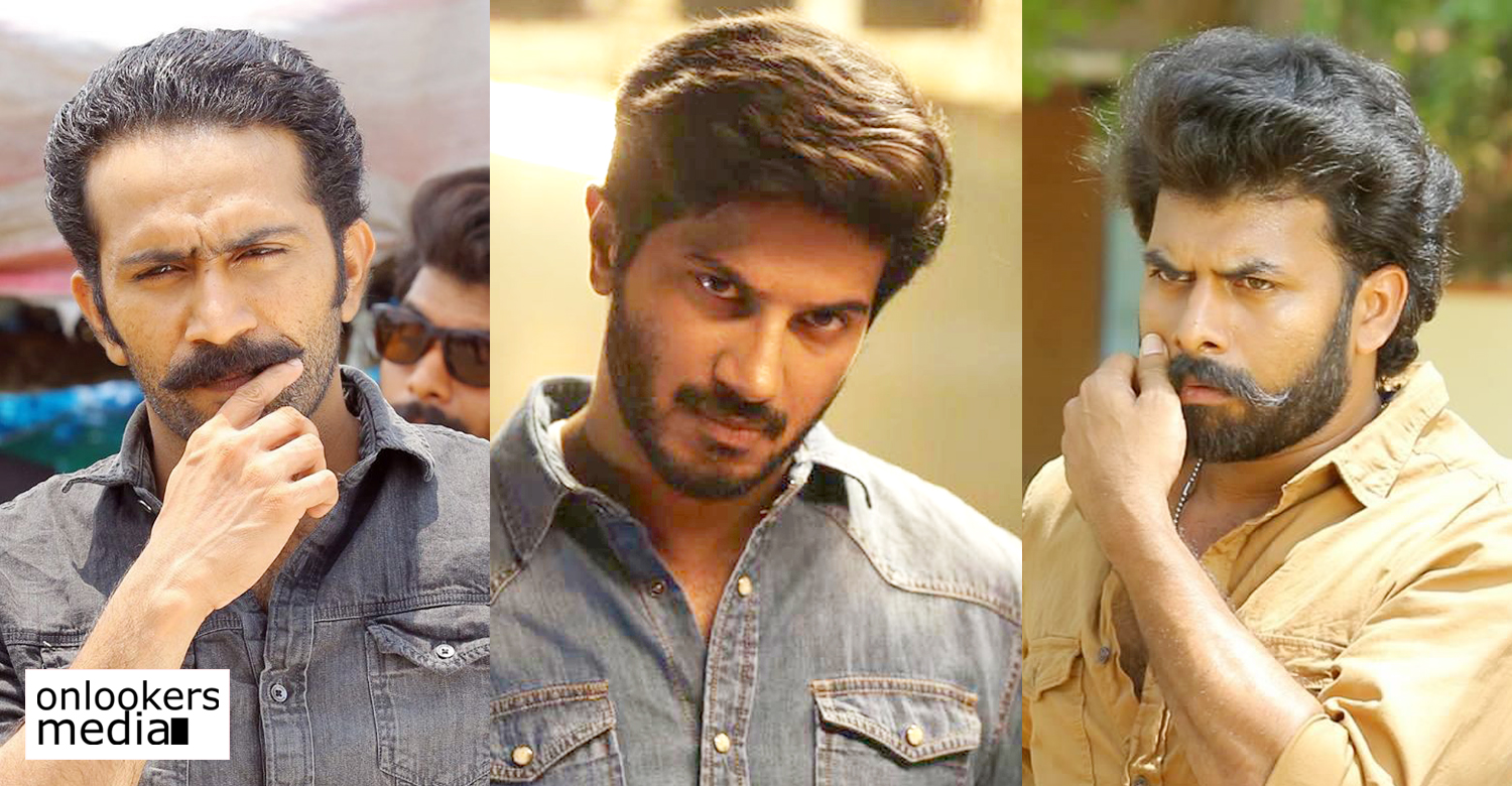 Dulquer Salmaan,Sunny Wayne,Shine Tom Chacko,Dulquer Salmaan's next film,kurup film,Dulquer Salmaan's Kurup Cast,Dulquer Salmaan Sunny Wayne Shine Tom Chacko Kurup,shine tom chacko new film,sunny wayne new film,dq,dulquer salmaan's updates