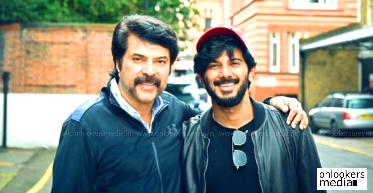 Dulquer Salmaan,Mammootty,Dulquer Salmaan Mammootty New Stills,Dulquer Salmaan with Mammootty,Dulquer Salmaan wishes Mammootty birthday,Dulquer Salmaan Mammootty Latest news,Mammootty Birthday Related News,Mammootty Birthday news,megastar mammootty,mammootty's latest news,dq with mammookka,dq mammookka latest stills