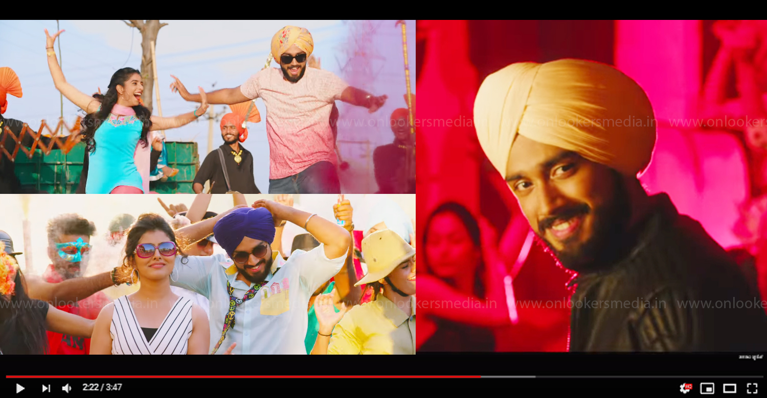 Happy Sardar Malayalam Movie Songs,Happy Sardar Movie Songs,Kalidas Jayaram Happy Sardar Movie Songs,Kalidas Jayaram,Patiala Peg,Patiala Peg Video Song Happy Sardar,Happy Sardar Patiala Peg Song,gopi sundar