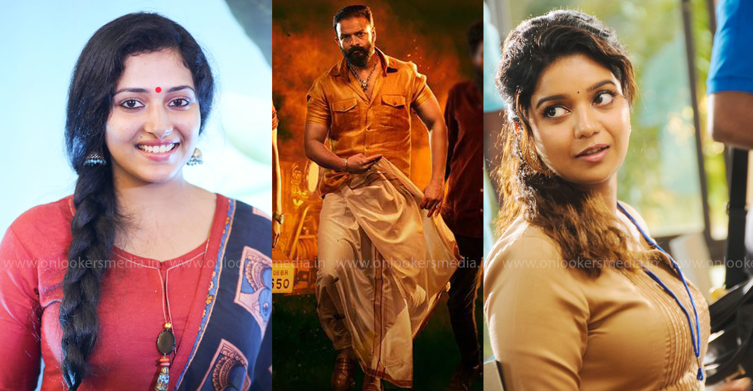 Thrissur Pooram movie heroine,jayasurya Thrissur Pooram heroine,actress anu sithara,anu sithara jayasurya Thrissur Pooram,anu sithara new film,anu sithara in jayasurya new film,anu sithara latest news,anu sithara swathi reddy Thrissur Pooram,anu sithara swathi reddy latest news,anu sithara swathi reddy