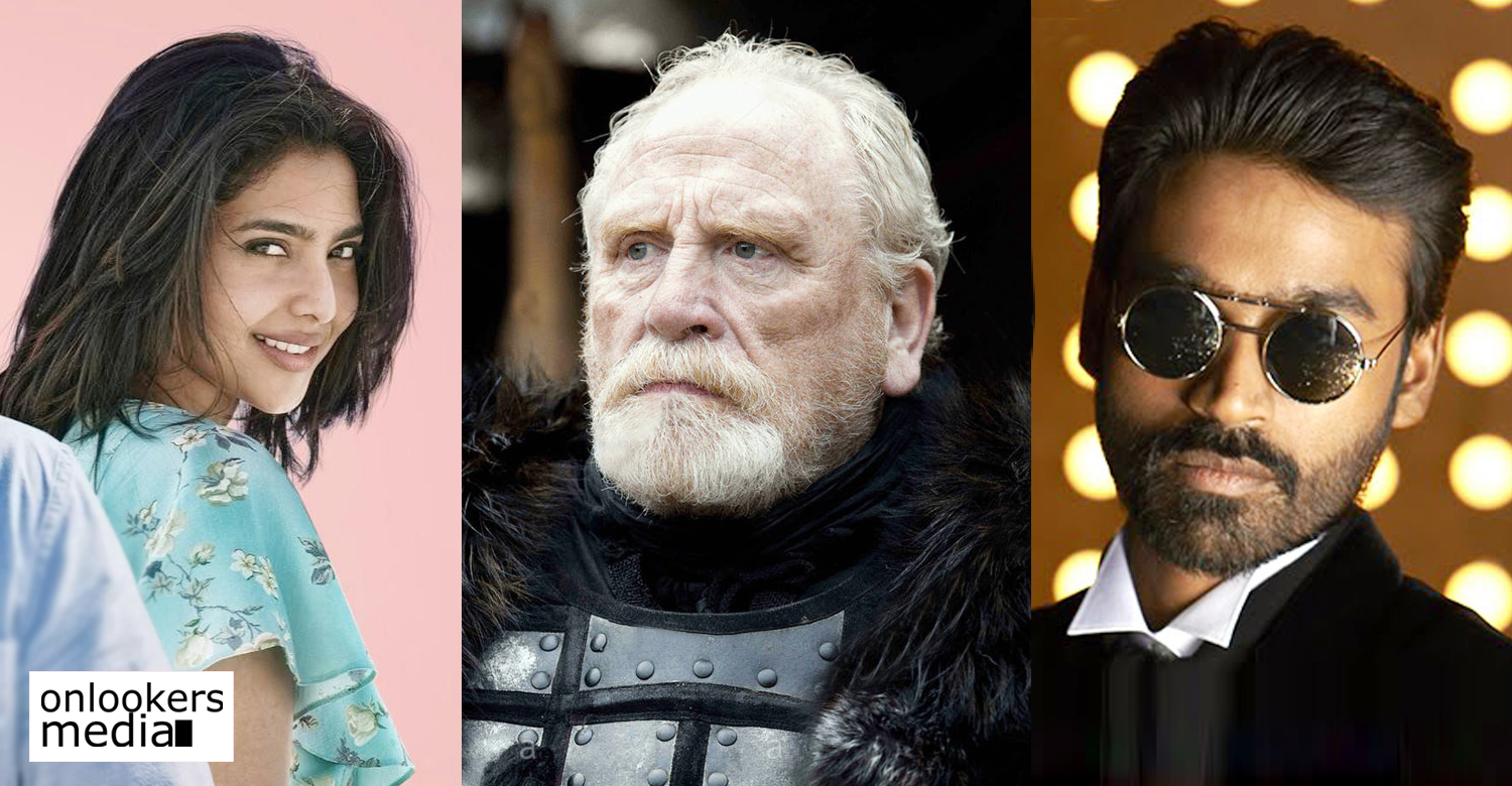 Game of Thrones actor James Cosmo,James Cosmo,hollywood actor James Cosmo,dhanush,karthik subbaraj,aishwarya lekshmi,james cosmo in dhanush movie,james cosmo dhanush,james cosmo dhanush karthik subbaraj