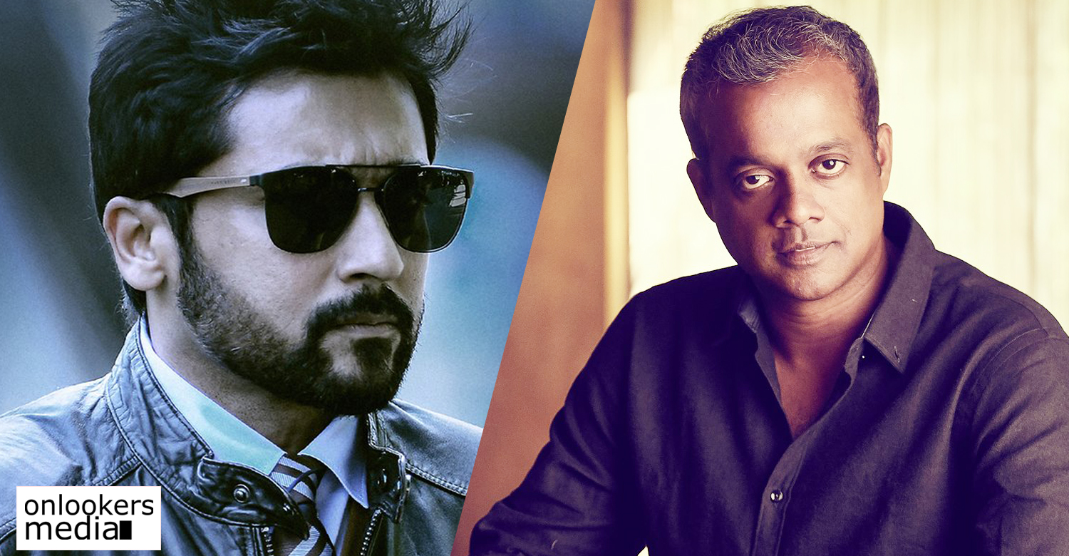 Suriya,actor suriya,director guatham menon,suriya gautham menon,suriya gautham menon new film,suriya gautham menon upcoming film,suriya gautham menon lyca productions movie,tamil actor suriya latest film news,actor suriya movie news,gautham menon upcoming film