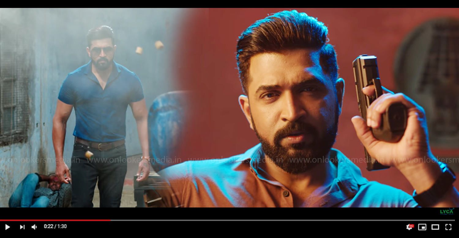 mafia official teaser,mafia teaser,mafia tamil movie teaser,mafia new movie,arun vijay,arun vijay mafia teaser,Karthick Naren,Karthick Naren mafia teaser,Arun Vijay Karthick Naren Mafia Teaser