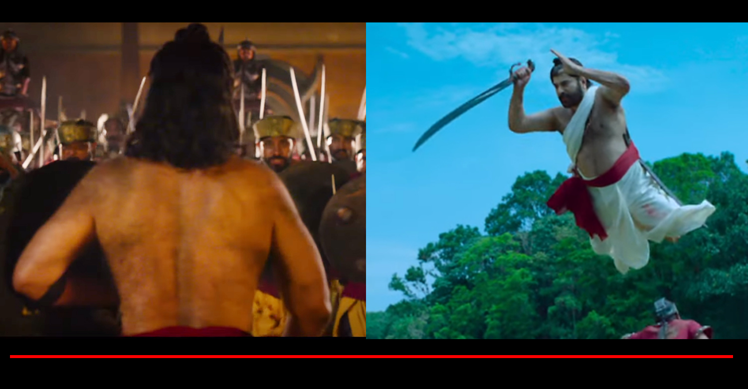 mamangam, mamangam teaser, mamangam trailer, mammootty, latest malayalam movie, unni mukundan, megastar, big budget malayalam movie